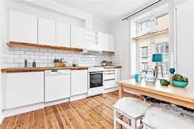 cuisine plan de travail bois massif attractive cuisine blanc laque plan travail bois 14 cuisine