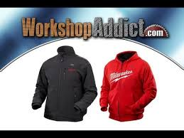 milwaukee m12 fuel heated jacket and hoodie review youtube