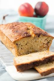 roasted peach pound cake overtime cook