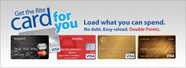 mastercard prepaid debit card prepaid mastercard or visa debit card ritecheck