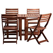 drop leaf table and folding chairs ikea home design 89 excellent folding dining table ikeas