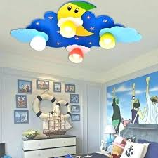 Nursery Ceiling Decor Tags1 Led Cloud Room Lighting Children Ceiling L Baby