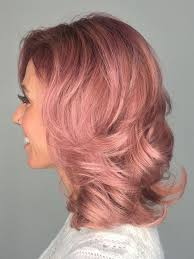 pink highlighted hair over 50 1000 ideas about rose gold hair on pinterest gold hair rose