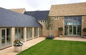 Uk House Designs And Floor Plans Eco Houses Barnsley Hill Farm Eco Friendly Barn And House