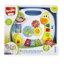 Babies R Us Mini Crib by Bruin Mini Crib Activity Center Toys