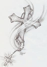 3d rosary tattoo designs the best tattoo 2017