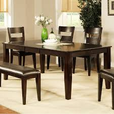 espresso dining room table home interior design ideas