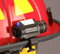 streamlight firefighter helmet light flashlight firefighter led helmet light vantage