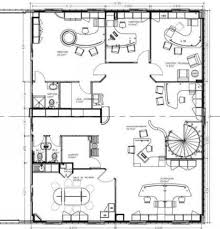 plan des bureaux plateaux de bureaux domisola agencement fr