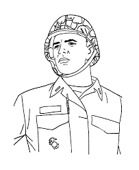 army soldier coloring pages woman military soldier coloring pages color luna