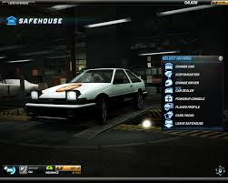 need for speed world drift online for free west karana online for free the ae86 in my garage