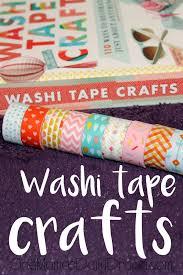 washi crafts 110 ways to decorate