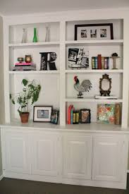Wood Bookshelves Design by Living Room Archaic Image Of Living Room Decoration Using White