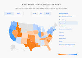 united states small business friendliness survey thumbtack