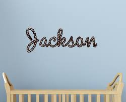 Monogram Wall Decals For Nursery Personalize Your Walls With Monogram Wall Decals Home