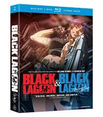 Seeking Season 1 Dvd Release Black Lagoon Season 1 2 Dvd Brad