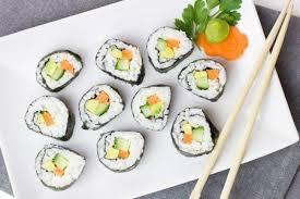 cuisine japonaise santé les sushis c est vraiment bon pour la santé et les japonais ne nous