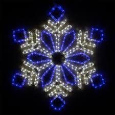 snowflake outdoor decorations you ll wayfair