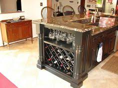 wine rack kitchen island large kitchen island with integrated wine fridge pinteres