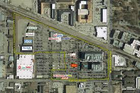 fort worth tx montgomery plaza retail space kimco realty