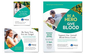 physicians office leaflet templates word u0026 publisher