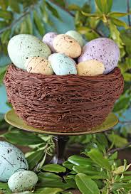 easter nest cake sugarhero