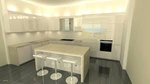 eclairage cuisine sous meuble design d intérieur lumiere led plafond porte interieur avec