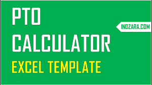 Employee Vacation Accrual Spreadsheet Pto Calculator Excel Template Employee Pto Tracker Vacation