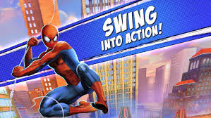 marvel spider man unlimited app store