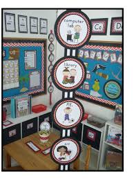 Clutter Free Classroom PIRATE Themed Classroom s Printables