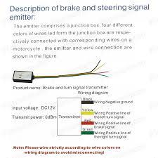 motorcycle turn signal wiring diagram u0026