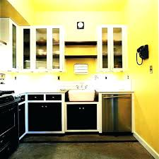 Yellow Kitchen Theme Ideas White And Black Kitchen Decorations White And Yellow Kitchen