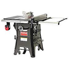Contractor Table Saw Reviews Dayton Contractor Table Saw 10 In Blade Dia 48we85 48we85