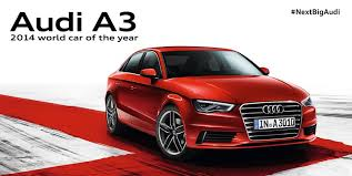 audi car a3 2014 car of the year audi a3 india launch nears