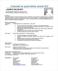Work Resume Example by 26 Free Work Resume Templates Free Word Pdf Documents Download