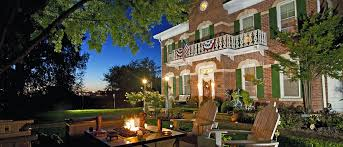 wedding venues illinois galena illinois bed and breakfast wedding venue cloran mansion