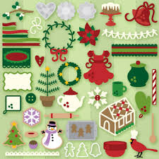 christmas cookie party svg collection 5 99 svg files for