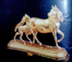 Horse Design Home Decor Space Clearing Feng Shui Rejuvenate Idolza