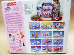 new fisher price loving family living room dollhouse ad