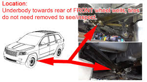 recall on 2011 jeep grand 2011 grand front binding creaking noise issue