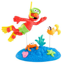 sesame elmo aquarium ornament by 0001 at petworldshop