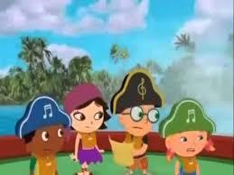 einsteins pirates treasure