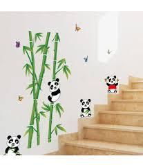 stickerskart green nursery kids baby room cute