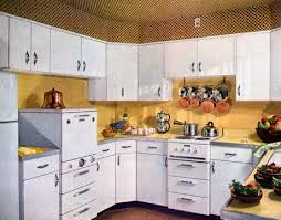 1950 kitchen furniture how the kitchen has changed 100 years vintage kitchens