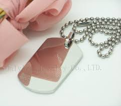 compare prices on personalized dog tag chains online shopping buy