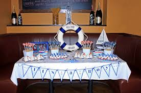 nautical theme baby shower nautical baby boy shower project nursery