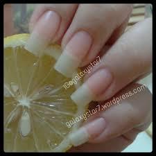garlic and lemon u2013 natural nail treatment stronger nails