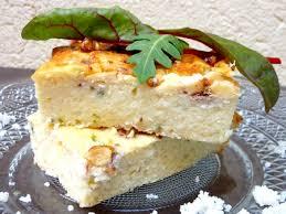 cuisine choux fleur recette clafoutis chou fleur fromage parmesan cuisinez clafoutis