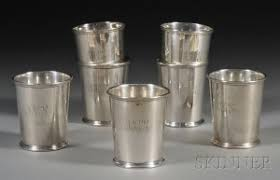 Mint Julep Vase Search All Lots Skinner Auctioneers