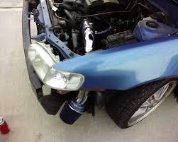 Toyota Corolla 2001 S Engine Custom Cold Air Intake 2001 Corolla Pics Trd Forums